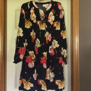 New Old Navy floral dress